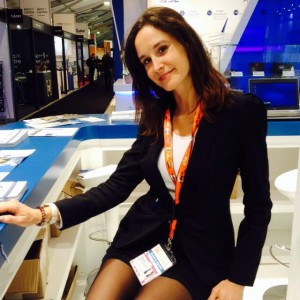 hostess_londra_fiera_excel_ubik